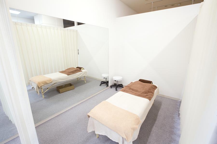 美容鍼灸施術スペース