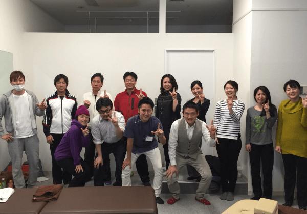 骨盤矯正セミナー実績-大阪セミナー
