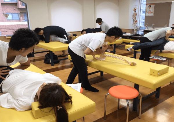 骨盤矯正セミナー実績-北海道セミナー